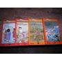 4 Libros De La Colección El Barco De Vapor. C/ Ilustraciones