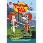 Phineas Y Ferb. Demonios De La Velocidad. Libro. Disney