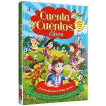 Libro Cuenta Cuentos Clásicos - Clasa - Envio Gratis Paìs