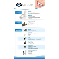 Ucla/tornillo/pilar/analogo/ball Atached/comp. Para Implante