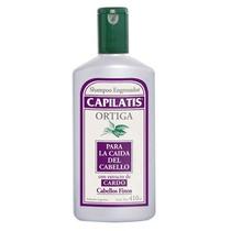 Capilatis Shampoo Ortiga Con Cardo Cabellos Finos X 410ml
