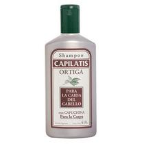 Capilatis Shampoo Ortiga Con Capuchina Para Caspa X 410ml