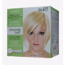 Silkey Polvo Decolorante Perfumado Chemdy Bell X 600gr