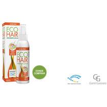 Eco Hair Locion Crecimiento Capilar Tratamiento 3 Meses=3loc