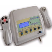 3*1! Electroestimulador Muscular+electroporador+fototerapia
