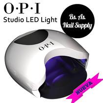 Nueva! Opi Studio Lampara Led Cabina Esmalte Gelcolor 30seg