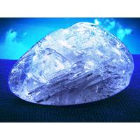 Piedra De Alumbre De Potasio Natural En Bruto Bolsa De 100gr