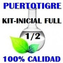 Kit- ½ Glicerina + ½ Propilenglicol + Jeringas + ( N ).-