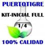 Kit- ¼ Glicerina + ¼ Propilenglicol + Jeringas+( N ) Unico!!