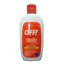 Off! Family Active - Crema Repelente De Mosquitos X 60g