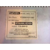 Culote Stereo Philco Mod Cs-5061a