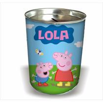 Pepa Pig Alcancia Cumpleaños Souvenir