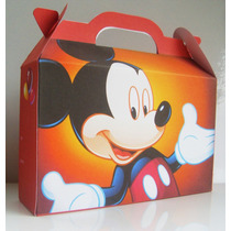 Cajita Mickey Mouse (pack X50)