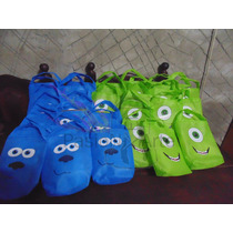Bolsitas De Monster University Unicas