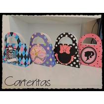 Souvenirs 10 Carteras Personalizadas