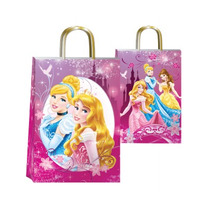 Bolsa Souvenir Cumpleaños Princesas / Barbie 14x20 (x10)