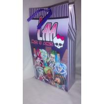 Bolsitas Golosineras Personalizadas Brillantes Pack X 10 Uni
