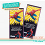 Spiderman - Tarjetita Para Imprimir