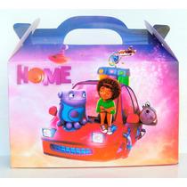 Cajita Bolsita Home Souvenirs Infantiles Pack X100