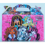 Bolsita Valijita Monster High Souvenir Infantiles Pack X100