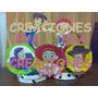 Bolsitas Infantiles Toy Story Izzy&jake Goma Eva