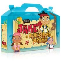 Souvenirs Infantiles Jake Y Los Piratas Bolsitas Golosineras