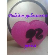 Bolsitos Golosineros De Barbie