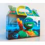 Cajita Bolsita Tortugas Ninjas Mutant Souvenirs Pack X100