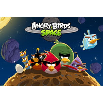 Kit Imprimible Angry Birds - Bolsitas - Invitaciones - Candy
