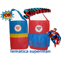 Bolsitas Superman