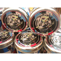 Monster High Latas Personalizadas 7,5 X 8 Por 10 Unid