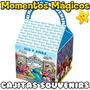 10 Cajitas Feliz Souvenirs Monsters University Golosinera