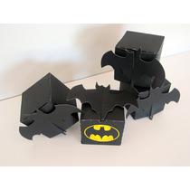 Caja Souvenirs Cumple Batman