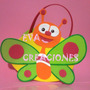 Bolsitas Golosinera Monster Inc Jacke Pirata Babytv Goma Eva
