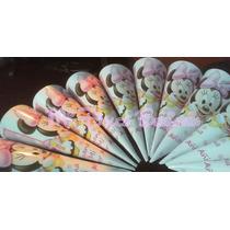 Conos Golosineros,pochocleros X 10 Unidades Minnie