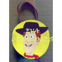 Bolsitas Golosineras Toy Story En Goma Eva