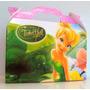 Cajita Bolsita Tinkerbell Souvenirs Infantiles Pack X100