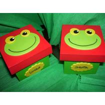 Cajitas Souvenirs Sapo Pepe!!!
