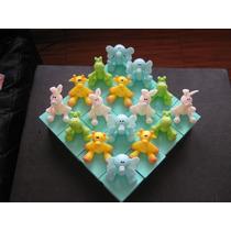 20 Souvenir-cajta Conejitos En Porcelana Frìa!!!