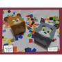 Souvenirs Eventos Cumpleaños Cajas Personalizada Tom Y Jerry