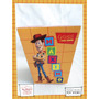 Caja Evento Personalizada Cumple Toy Story Buzz Woody Disney