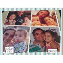 Souvenir Rompecabeza Personaliza Madera 15x20 Fotos A Pedido