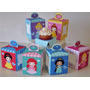 Souvenir Caja Caramelera Princesas Bebé Personalizadas