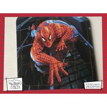 Souvenir Rompecabeza Personalizado Madera 15x20 Spiderman