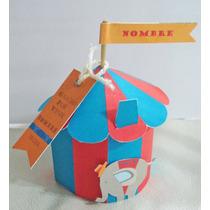 Souvenir Infantil Circo Original Para Cumpleaños!