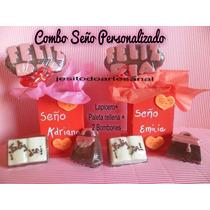 Lapicero Personalizado Dia Del Maestro Chocolates