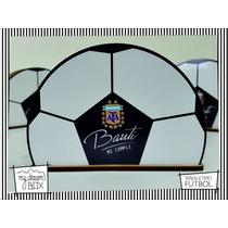 Servilletero Evento Personalizado Madera Futbol Afa Argentin
