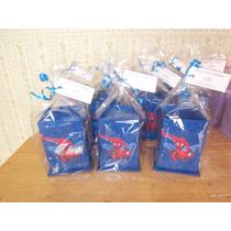 Souvenirs Portalapices Lapiceros Hombre Araña !!!!!!!