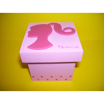 Cajitas Souvenirs Barbie!!! X 10 Unidades