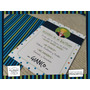 Tarjetas Invitación Evento Cumple Personalizad El Principito